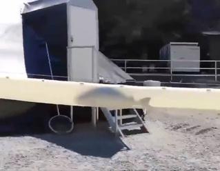 Видео скоростного тоннеля для рыбы стало вирусным