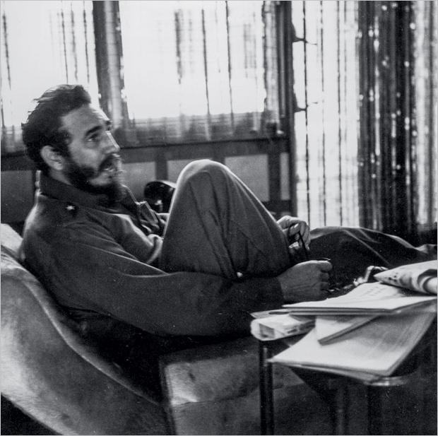 Фото №14 - 13 самых невероятных попыток убить Фиделя Кастро