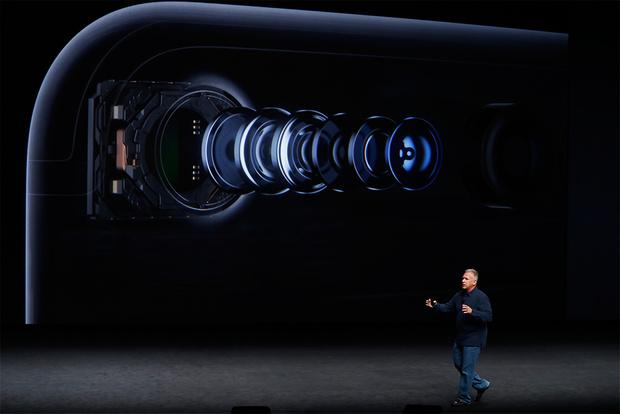 Камера нового айфона