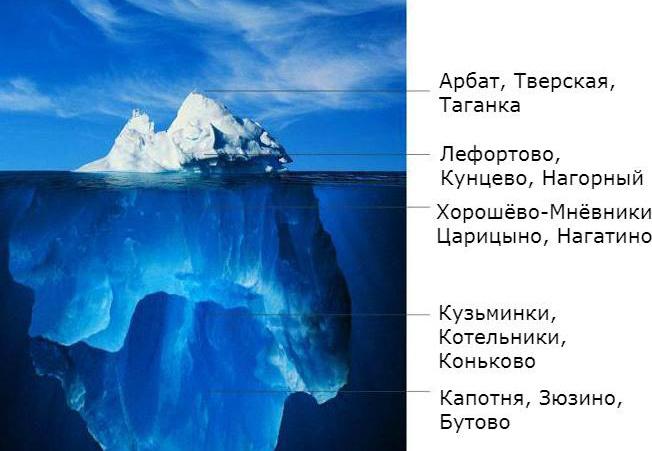 Айсберг размером с две Москвы откололся от Антарктиды