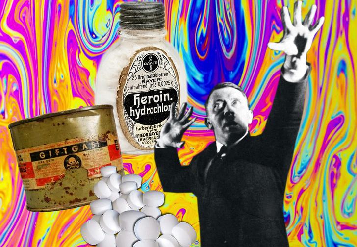 Фото №6 - Майн кайф: как Гитлер наркотиками злоупотреблял