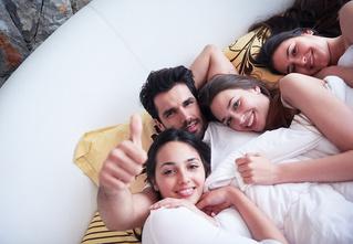 Хорошие парни чаще занимаются сексом, чем плохие! Доказано учеными