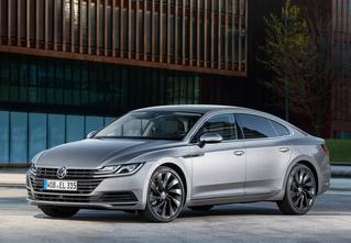 Arteon — новый большой Volkswagen