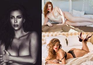 Настя Ивлеева, Ким Кардашян и другие самые сексуальные женщины недели