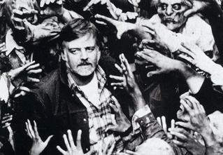 Умер папа всех зомби Джордж Ромеро