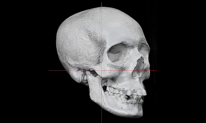 Фото №2 - Шотландские ученые восстановили внешность настоящей древней ведьмы!