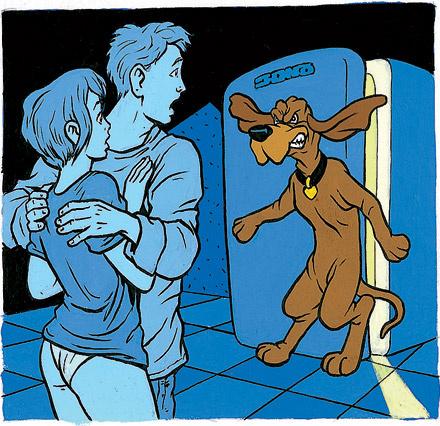Легко! Обучить собаку 4 новым трюкам