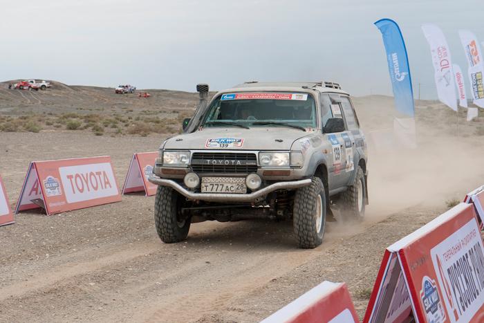 Фото №93 - В пекло и обратно: пытаемся проверить, что умеет Toyota Land Cruiser