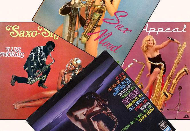Фото №1 - Неприкрытый сакс на обложках: 37 вариаций на тему