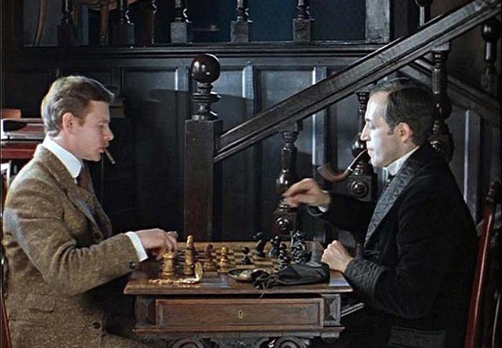 Фото №13 - 100 фактов о Шерлоке Холмсе!