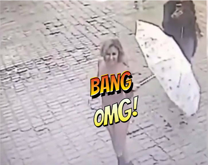 девушка одетая осеннюю прохладу заглянула автомойку москве видео