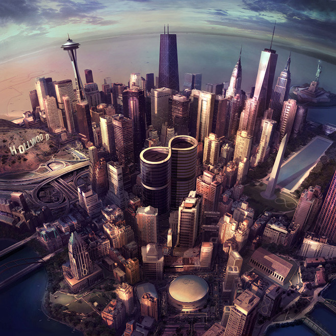 Foo Fighters, Sonic Highways
