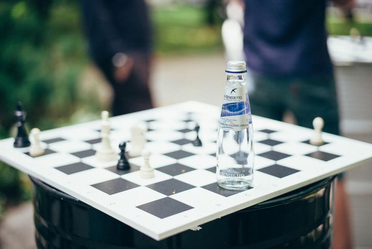 Фото №2 - San Benedetto – вода фестиваля Chess & Jazz