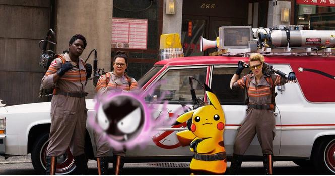 Покемоны в знаковых сценах культовых фильмов. Слабо угадать их все?