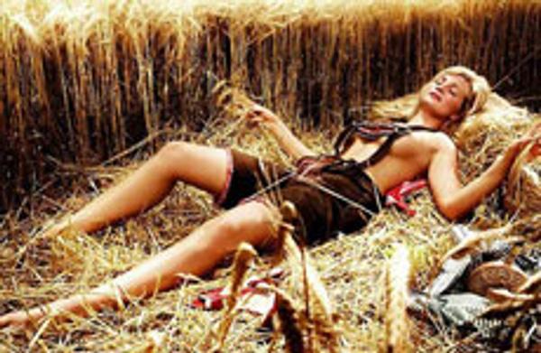 Колхозник ебет на ферме доярку в жопу, подборка голых с очень длинными ногами