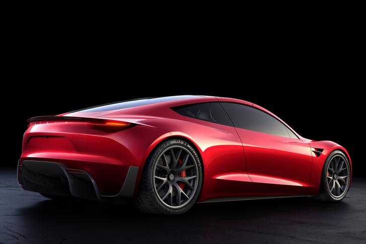 Фото №3 - Tesla представила новый спорткар, и он слишком быстр для этой планеты