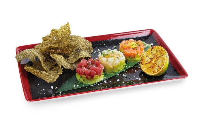 Фото №9 - Ужинать нельзя работать: меню и сериалы на неделю от «Тануки»