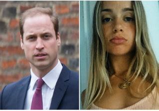 Оказывается, у принца Уильяма есть хорошенькая сестра-модель!