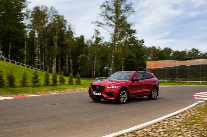 Фото №2 - Выходные с новым Jaguar