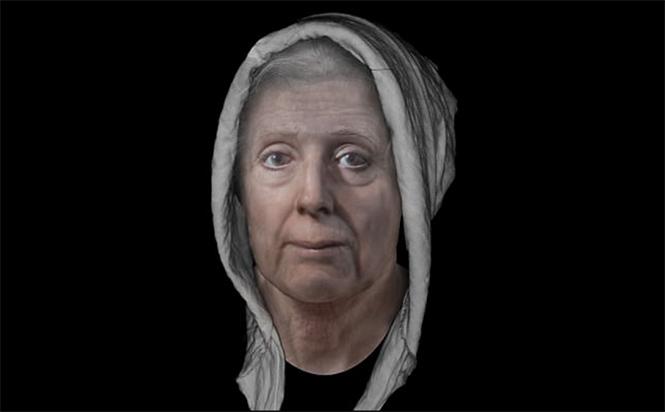 Фото №3 - Шотландские ученые восстановили внешность настоящей древней ведьмы!