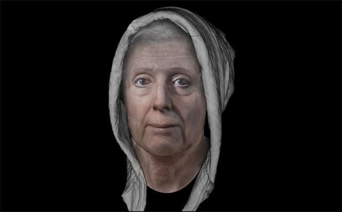 Шотландские учёные воссоздали внешность настоящей ведьмы