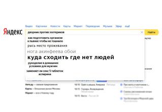Яндекс опубликовал самые дурацкие запросы 2018 года