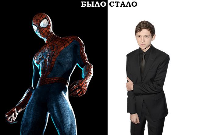 Фото №1 - Новый Человек-паук, оказывается, совсем не так прост