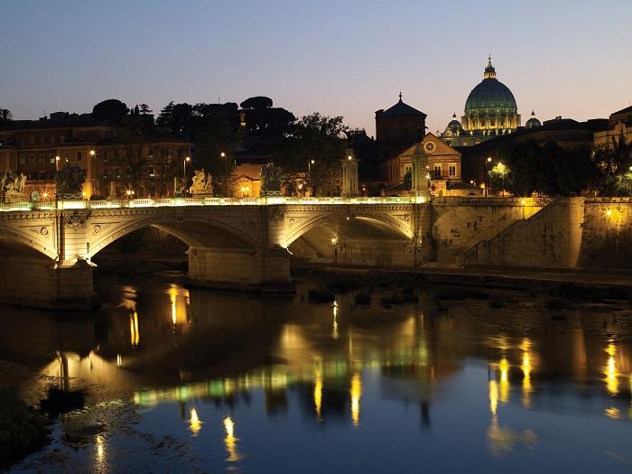 Фото №2 - Рим на двух колёсах