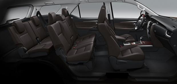 Фото №3 - Toyota Fortuner: с октября на всех бездорожьях страны!