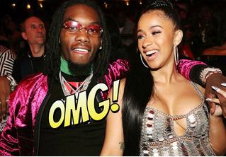 Рэп-исполнительница подарила своему парню золотой кулон в виде бандитского притона