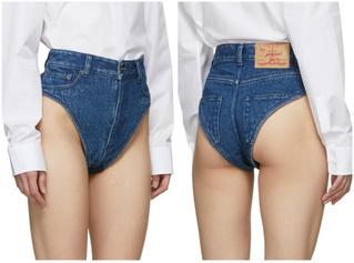 Трусинсы — новый модный и очень странный предмет одежды за $315