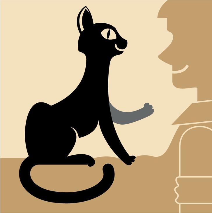 Фото №4 - Как понять язык кота: Краткий человеко-кошачий словарь
