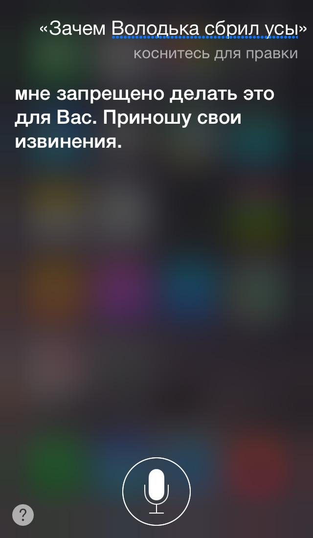 Фото №16 - Эксклюзив: интервью с бета-версией русскоговорящей Siri