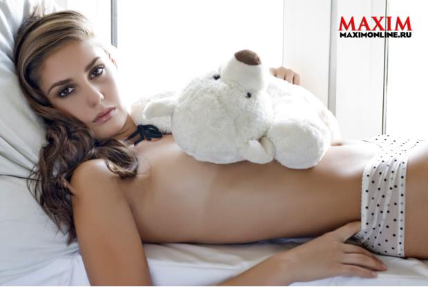 Агата Муцениеце фото для Maxim
