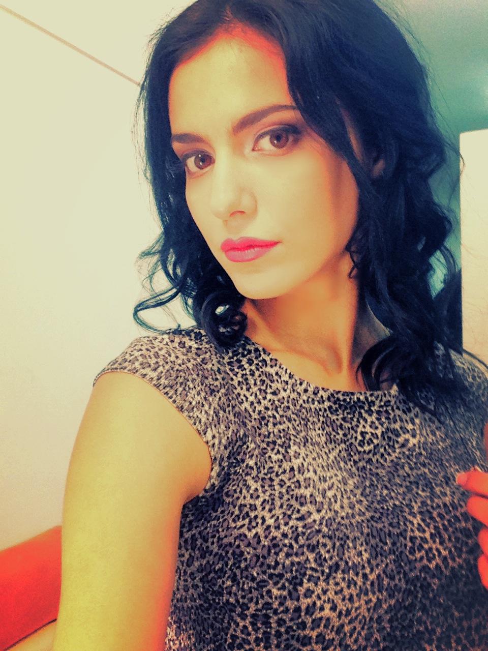 Анна Седельникова. Фотография с сайта maximonline.ru