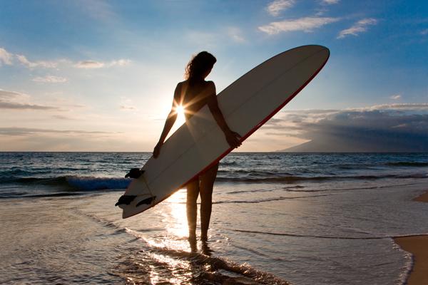 Фото №1 - Займись серфингом