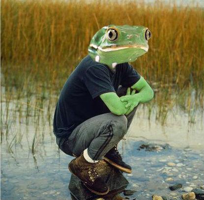 Фото №3 - Лучшие фотожабы на сидящего на корточках Киану Ривза!