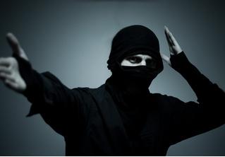 Японская полиция поймала 74-летнего ниндзю-грабителя