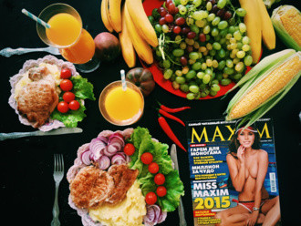 Мир должен знать, что ты ешь! Обменяй свой обед на приз от Кулинарной Студии Clever
