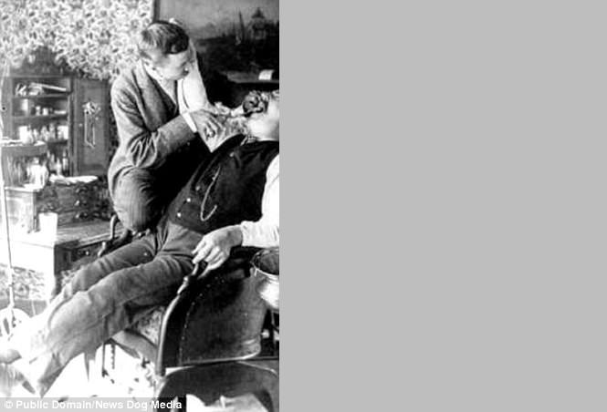 Фото №8 - Ужасы викторианской стоматологии: 13 фотографий без анестезии