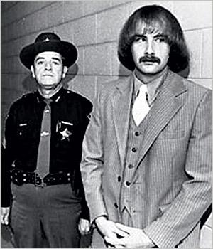 Билли Миллиган на суде. 1978 год