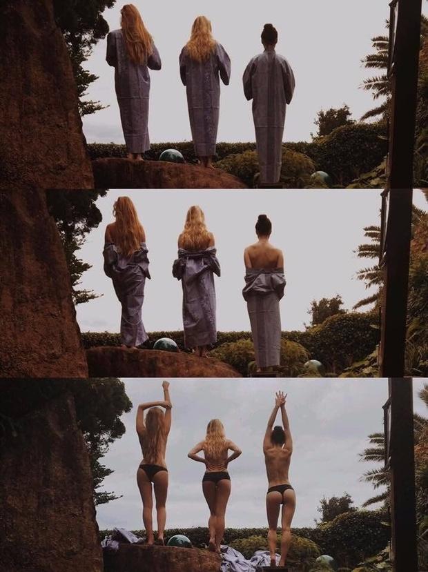 Фото №2 - В Сети появились откровенные фото звезды «Игры престолов» Мэйси Уильямс!
