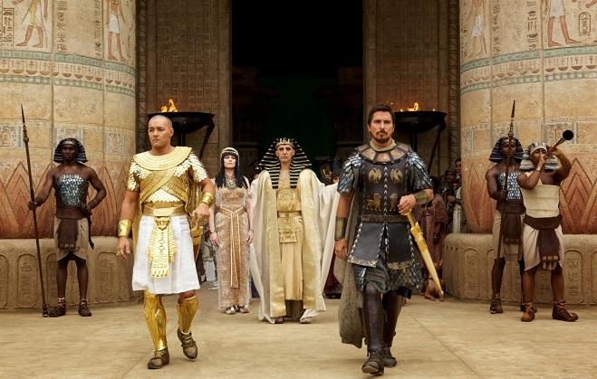 Фото №1 - Во имя Египта, Моисея и телевизора!