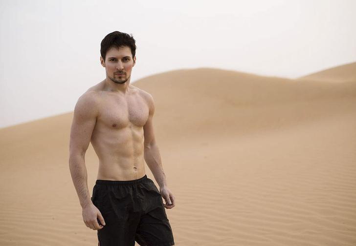 Фото №1 - А каким спортом занимается Павел Дуров? То, что ты точно не знал об интернет-революционере