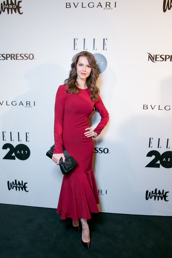 Фото №7 - Празднование 20-летия бренда ELLE в России