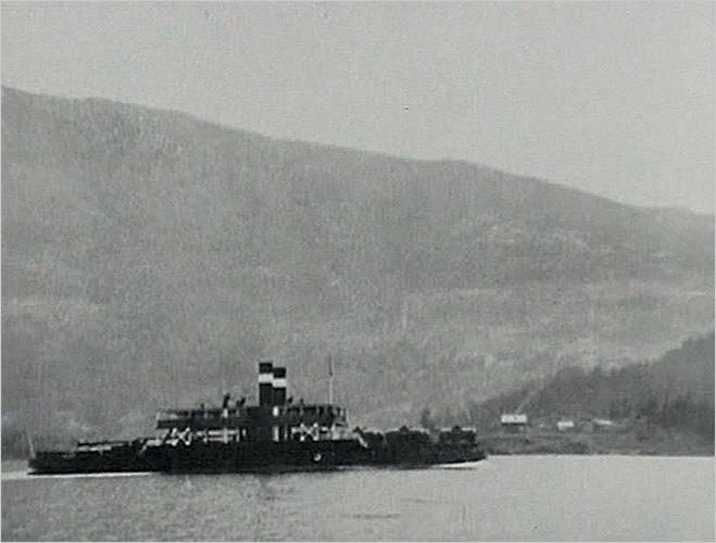 Отплытие груза «тяжелой воды» в Германию. 20 февраля 1944 года
