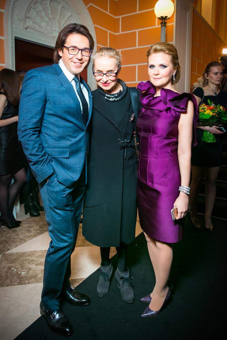 Фото №5 - Празднование 20-летия бренда ELLE в России