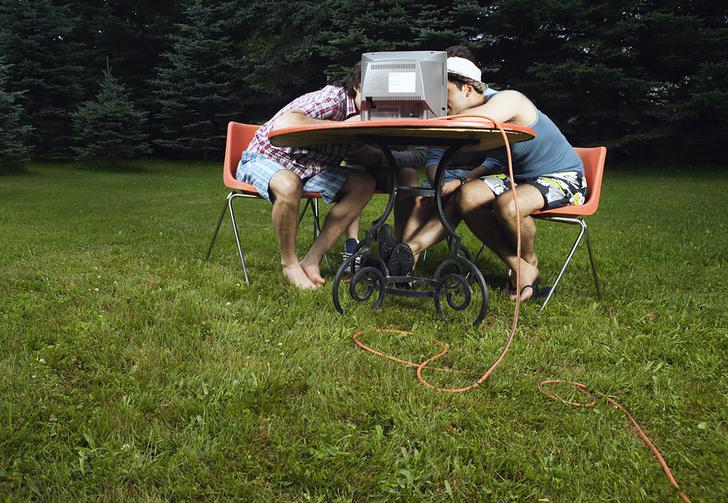 Фото №2 - Как поймать телевидение на даче