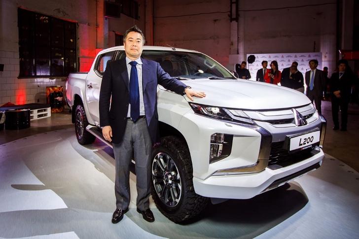 Фото №1 - Mitsubishi Motors объявила цены на новый пикап L200 в России
