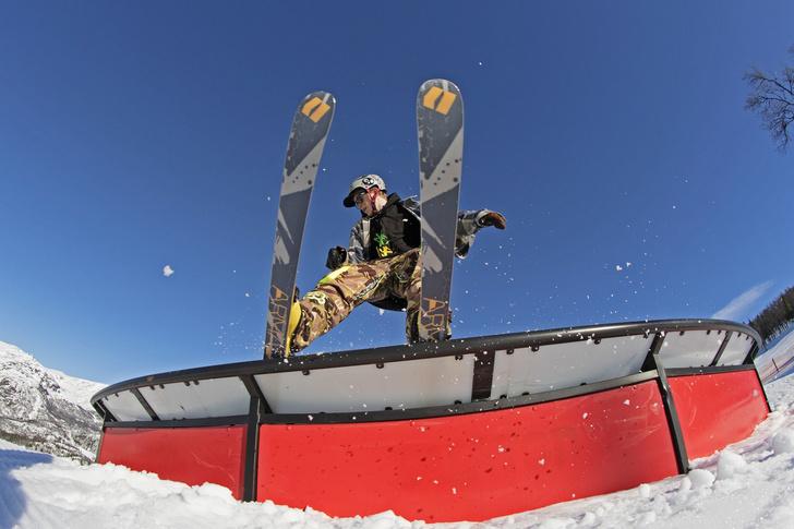 Фото №2 - Снеговикенд: самые перспективные места для активного зимнего отдыха